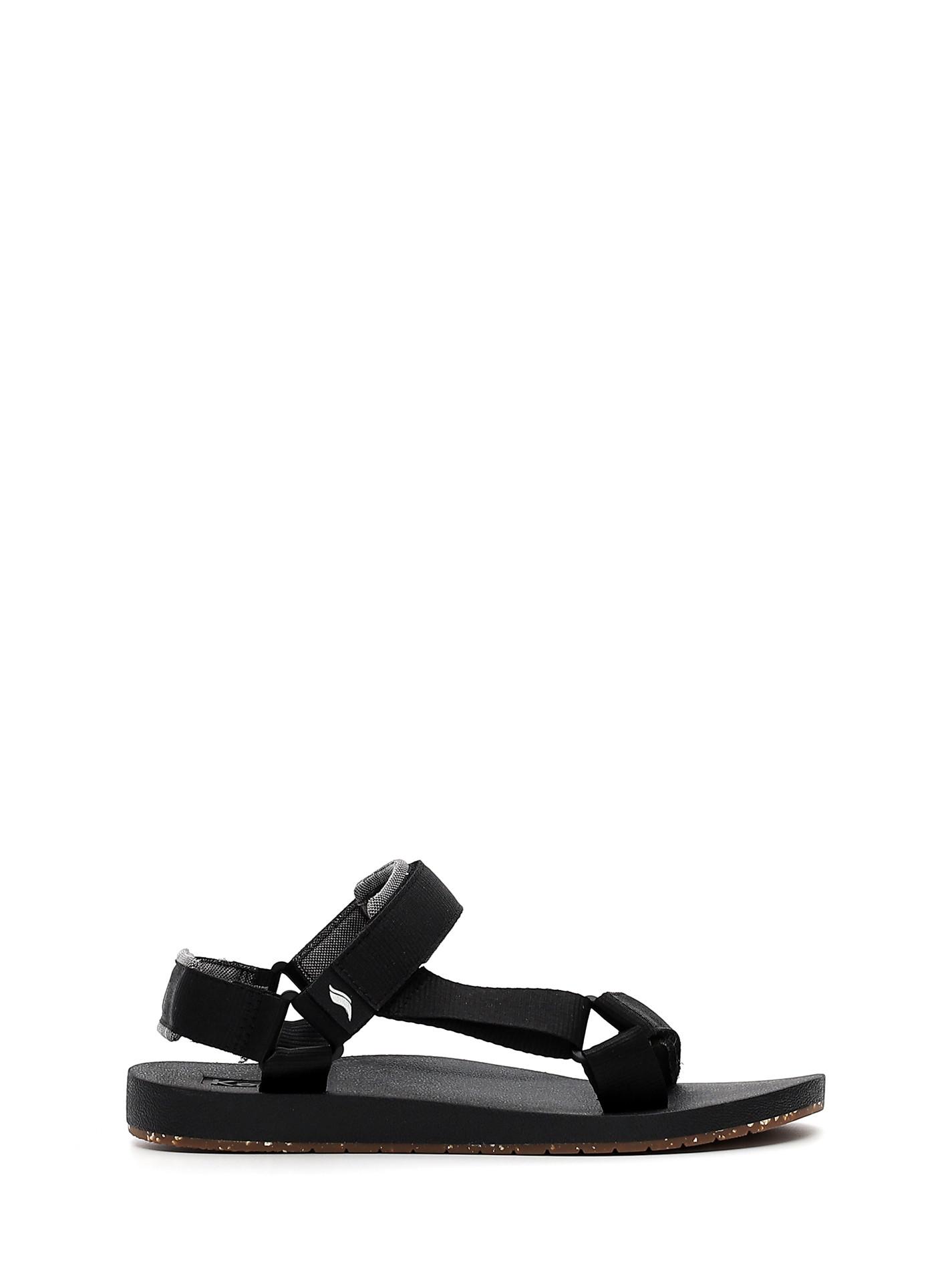 Trio eco sandal - Black